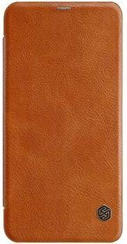 Nillkin Qin Book Pouzdro Brown pro Xiaomi Redmi Note 6 Pro 2441597