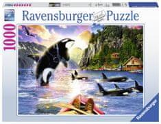 Ravensburger slagalica Orke, 1000 komada