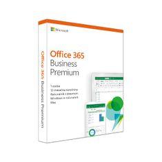 Microsoft Office 365 Business Premium Retail 1 Lic, godišnja pretplata