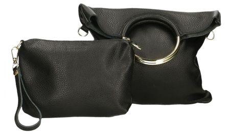 Arturo Vannini kabelka černá