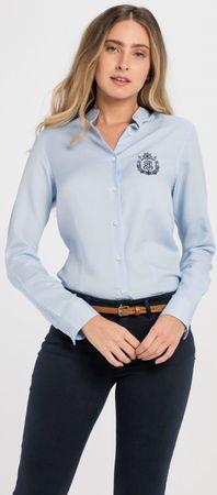 Jimmy Sanders koszula damska S jasnoniebieska
