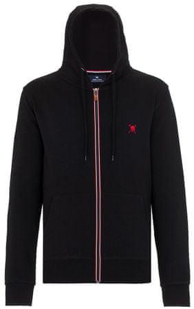 AUDEN CAVILL férfi pulóver M fekete
