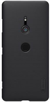 Nillkin Super Frosted Tylna Obudowa Black dla Sony H9436 Xperia XZ3 2441607
