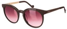 Liu Jo dámské hnědé sluneční brýle
