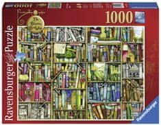 Ravensburger Dziwna biblioteka 1000 puzzli