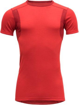 Devold Hiking Man T-Shirt Chilli M