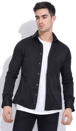 Christian Lacroix pánská košile XL čierna