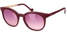 Liu Jo dámské vínové sluneční brýle