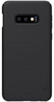 Nillkin Super Frosted Zadní Kryt Black pro Samsung Galaxy S10 Lite 2442874