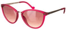 Liu Jo dámské růžové sluneční brýle