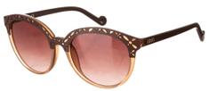 Liu Jo ženska sončna očala, rjava