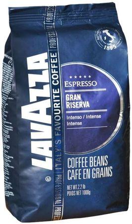 Lavazza Gran Riserva 1 kg, szemes kávé