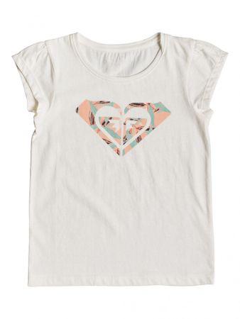 ROXY lány póló Moid C K Tees 116 fehér
