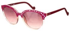 Liu Jo ženska sončna očala, roza