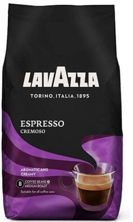 Lavazza kavna zrna Espresso Cremoso, 1 kg