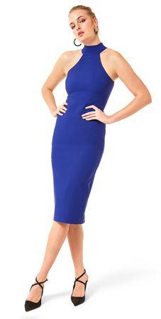 AUDEN CAVILL dámské šaty XL modrá