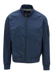Hackett London tmavě modrá bunda Memory