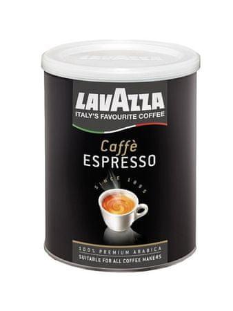Lavazza Espresso 100% Arabica mleta kava, 250 g