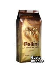Pellini Oro Intenso 1 kg, zrnková káva
