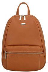David Jones Damski Plecak Cognac CM5063A