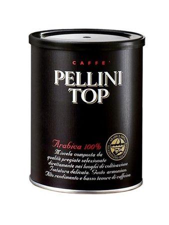 Pellini Top 250 g, mielona kawa