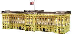 Ravensburger Buckinghamska palača Night Edition, 216 kosov