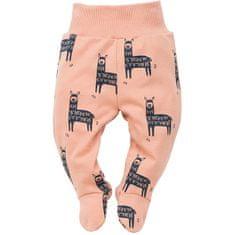 PINOKIO dětské polodupačky Happy Llama
