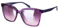 Karl Lagerfeld dámské fialové sluneční brýle