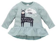 PINOKIO dekliška majica Happy Llama
