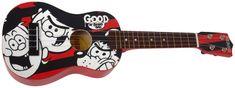 The Beano BNUK06 Akustické ukulele