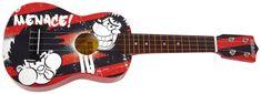 The Beano BNUK05 Akustické ukulele