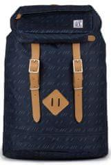 The Pack Society sötétkék uniszex hátizsák