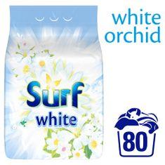 Surf White prášok Orchid & Jasmine, 80 praní