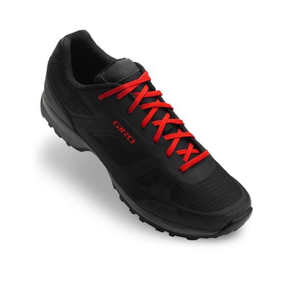 Giro Gauge Black/Bright Red 44