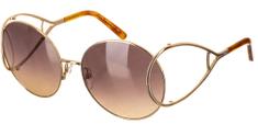 Chloé ženske sunčane naočale, zlatne