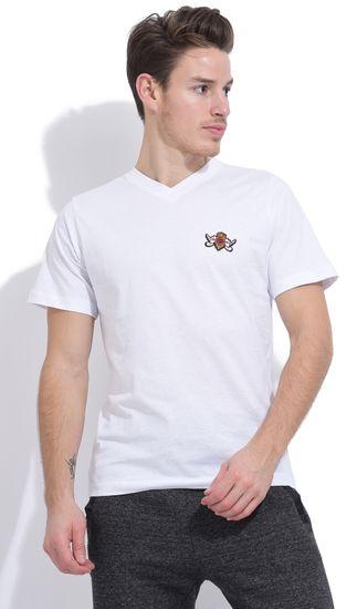 Christian Lacroix pánské tričko Armand XXL bílá