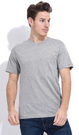 Christian Lacroix pánské tričko Anatole M šedá