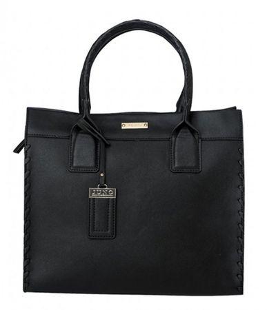 Juno ženska torbica, črna