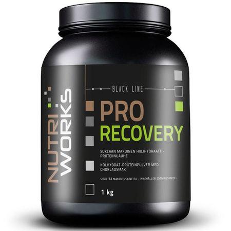 NutriWorks Pro Recovery 1 kg - čokoláda
