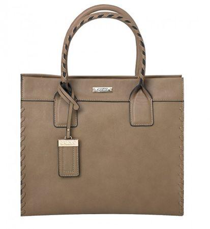 Juno ženska torbica, rjava