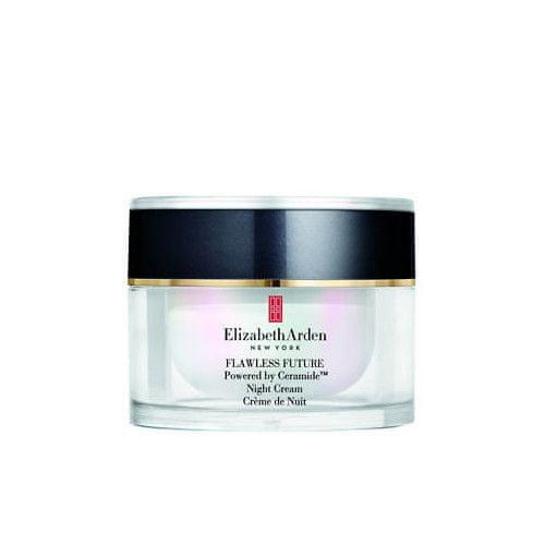 Elizabeth Arden Hydratační noční krém s ceramidy Flawless Future (Night Cream) 50 ml