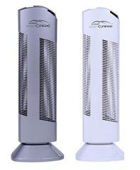 Ionic-CARE Čistička vzduchu Ionic-CARE Triton X6 strieborná + perleťovo biela 2 ks (zvýhodnené dvojbalenie)