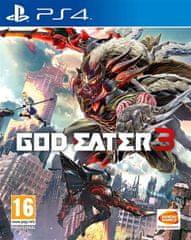 Namco Bandai Games igra God Eater 3 (PS4)