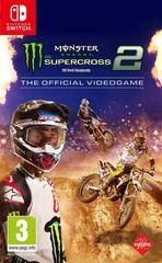 Milestone igra Monster Energy Supercross: The Official Videogame 2 (Switch) - datum izlaska 8.2. 2019