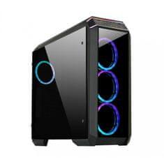 Chieftec kućište GP-02B-OP USB3 ATX RGB, crno