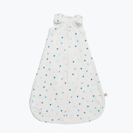 Ergobaby Premium Otroška spalna vreča iz bombaža - Heart To Heart