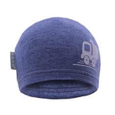 Unuo chłopięca czapka z autem