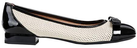 Geox Női balerinaWistrey D Skin/Black D924GD-05402-C8616 (méret 37)