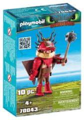 Playmobil Smrkljasti z letečo obleko 70043