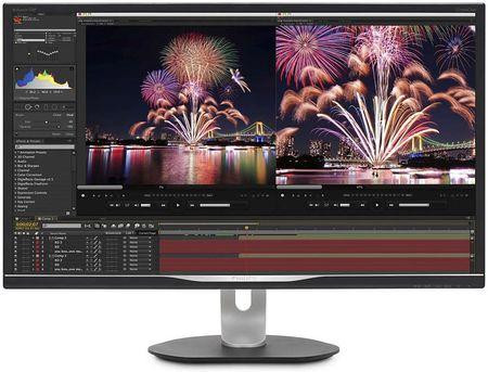 Philips monitor 328P6VUBREB Brilliance (31.5, 4K UHD, USB-C docking, HDR) P-line